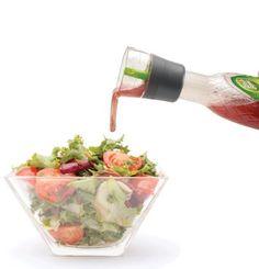Amazon.com: Jokari Healthy Steps Portion Control Dressing Lid: Salad Servers: Kitchen & Dining