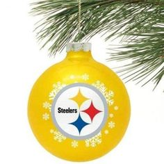 Pittsburgh Steelers Christmas Tree Topper 6 by Jewlsbasement ...