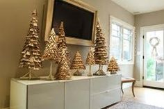modern christmas decorating ideas - Google Search