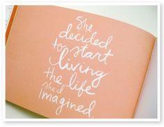 let your imagination run wild
