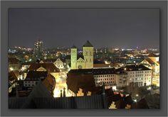 Osnabrück bei Nacht - Bild & Foto von W. Pohl aus Osnabrück - Fotografie (20632076) | fotocommunity