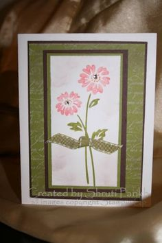 Sweet Dreams  - Cards and Paper Crafts at Splitcoaststampers