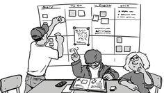 Agiles Plot-Management, Sprint 1: Geschichten und Aufgaben