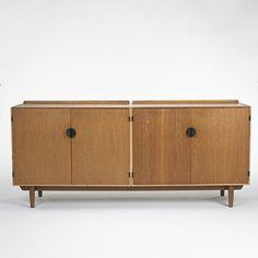 Finn Juhl, Cabinet for Baker, 1952.