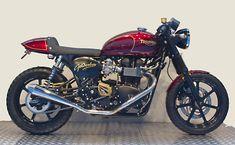 GoldenboyBonneville - Pipeburn - Purveyors of Classic Motorcycles, Cafe Racers & Custom motorbikes