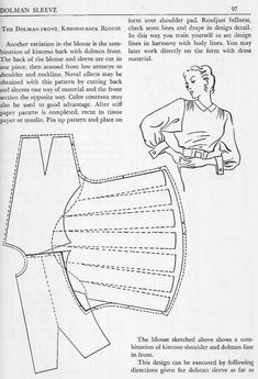 A 1940s pattern draping book for download? Yes, please! - Friday Freebie: Precision Draping « The Perfect Nose