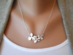 How very perfect! This is a sweet piece for a girl of any age. Orchids are simply gorgeous!