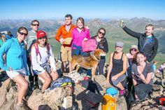 More than 400 climbers trekked 14,000 feet to the summit of Mt. Bierstadt this summer to raise money for Children's Hospital Colorado Learning Services and Pediatric Mental Health Institute. Together, we have raised more than $155,000! Thank you to everyone who joined us for the 10th annual Climbing for Kids.