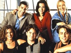 Friends series 1...I've always loved friends.