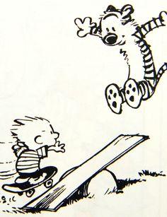 Calvin and Hobbes (DA) - another fine plan