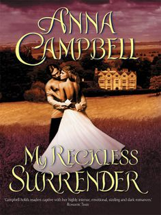 My Reckless Surrender Romantic Times, Anna Campbell, Kindle, Romance, Amazon, Books, Movies, Movie Posters, Romance Film