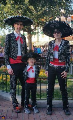 The Three Amigos Family Halloween Costume Idea