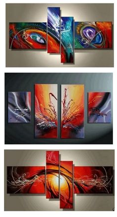 Abstract Art Painting, Extra Large Painting, Living Room Wall Art, 72 Inch Canvas Painting for Sale Multi Canvas Painting, Multiple Canvas Paintings, Canvas Paintings For Sale, Large Canvas Art, Abstract Canvas Art, Hand Painting Art, Online Painting, Large Painting, Paintings Online