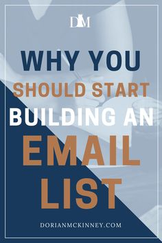 If you're not building an email list, you're making a HUGE mistake. I will uncover why and how you will struggle to get the traction your message. Entrepreneur Motivation, Business Entrepreneur, Business Tips, Online Business, Entrepreneur Ideas, Email Marketing Strategy, Content Marketing, Blogging For Beginners, Blogging Ideas