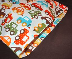 ORGANIC Cotton Pillowcase Toddler/TravelSized Ready by SKNaturals, $17.00