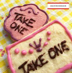 This is Alice calling! Glutenfreie und laktosefreie Kekse, die Alice im Wunderland nachempfunden sind.