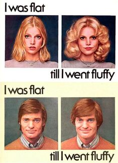 Image detail for -sighsandwhispers: Photo of the Day: I was flat til I went fluffy