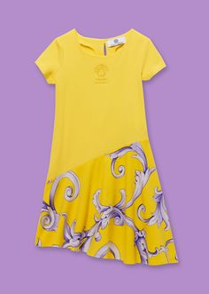 959c3b3de482 Young Versace Girls 4-14 Years Collection