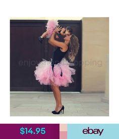 4687f2f10c Skirts Women Gilrs Multi Layers Tulle Tutu Skirt Mesh Pettiskirt Party  Ballet Dancewear #ebay #Fashion