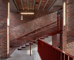 Best Commercial Building Winner: Haven Hostel, Killarney, Ireland. Designed by Gottstein Architects, built by Griffin Brothers Contracting Ltd using Ibstock Birtley Olde English and Olde Linear Range. #LoveBrick