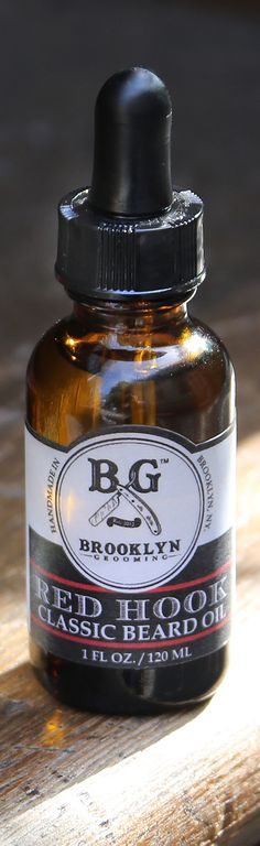 Brooklyn Grooming Red Hook Beard Oil