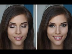 URBAN DECAY NAKED2: EYESHADOW MAKEUP TUTORIAL, shimmery brown - YouTube