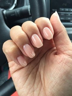 Joanne's Nail Design - Fairfax, VA, United States. I wanted a natural look and got the OPI Passion.
