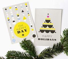 print & pattern blogs cards by frausieben