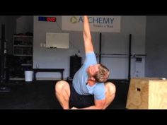 How to Hack Your Mobility in One Minute. Great quick warm up to get you ready to get moving!