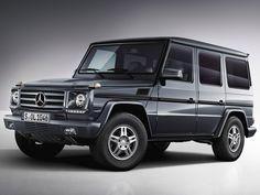Mercedez-Benz G-Class