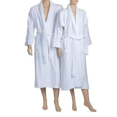 ExceptionalSheets Egyptian Cotton Terry Cloth Robe  c504b4d9a