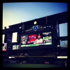 At the DBacks game Chase Field, Game, Style, Swag, Venison, Stylus, Games, Outfits