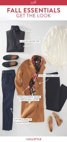 727fec8174c3 Fall layers are the best layers (featuring J.Jill's Double-Faced Button-