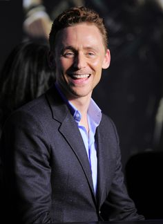 Tom Hiddleston attends the 'Thor: The Dark World' press conference at Conrad Hotel on October 14, 2013 in Seoul, South Korea [HQ]