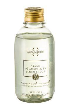 Refil para Difusor de Aromas 250ml Aromas do Mundo Brasil