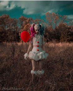 Costume Halloween, Joker Halloween, Halloween 2019, Halloween Outfits, Halloween Make Up, Scary Costumes, It Costume, Vintage Halloween, Bachelorette Outfits