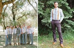 photo on the left by Elizabeth Messina // photo on right by Connie Dai Photography