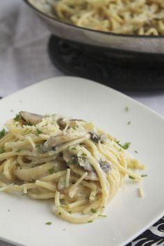 Creamy Mushroom and Garlic Sauce