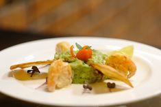 Denné menu v Blue Bear Bratislava, Guacamole, Menu, Mexican, Ethnic Recipes, Blue, Food, Menu Board Design, Meal
