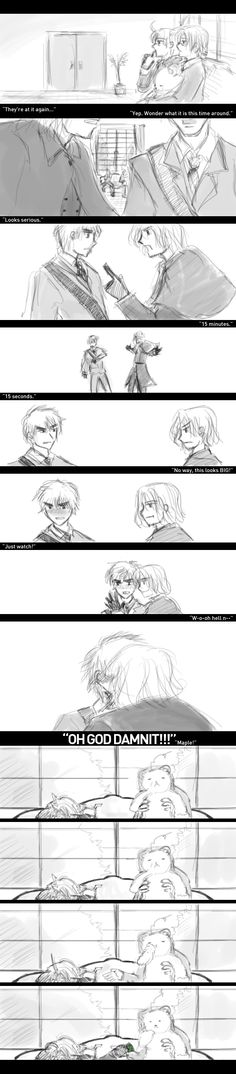 BETCHA by suddenlyapples.deviantart.com on @deviantART OMG THIS MADE ME LAUGHING SO HARD. PERFECTION.