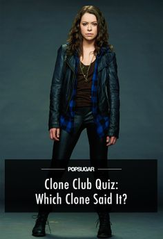 I got 100% on The Clones of Orphan Black: Who Said It? quiz. ... Yep, geek monkey over here