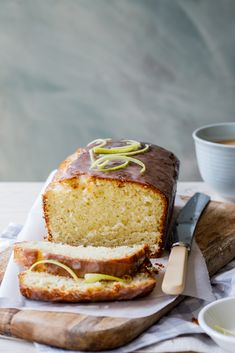 Lemon cake is always a crowd favorite and this lemon drizzle cake is not only a fail-safe easy recipe but also results in the most delicious tangy and moist cake you will make. Cupcakes, Cupcake Cakes, Easy Lemon Drizzle Cake, Cookie Recipes, Dessert Recipes, Brunch Recipes, Pear Cake, Moist Cakes, Sweet Bread