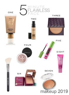 Tried And Tested Skin Care Tips Five Minute Face - Everyday Makeup PrisBeauty Makeup Artist Tips, Eye Makeup Tips, Makeup Dupes, Makeup Trends, Beauty Makeup, Teen Makeup, Makeup Ideas, Elf Dupes, Eyeshadow Dupes