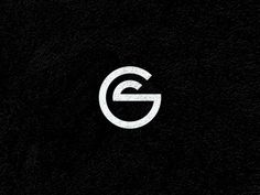 S G Monogram Logo Buy at logocosmos.net $35