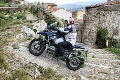 BMW R1200 GS Adventure - Who needs a Stenna when you've got a GSA!