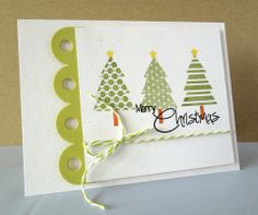 Clearly Besotted Signature Christmas stamp set
