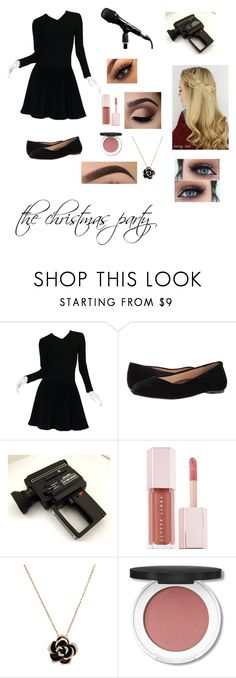 """the Christmas party"" by mckennakellon561561 ❤ liked on Polyvore featuring Alaïa, Walking Cradles and Puma"