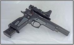 cz czechmate - competition pistol