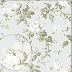 Tapete LOLLE pastellblau - BORAS Wallpaper -