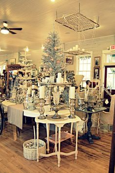 Twig: Station 8 Antiques Christmas Open House!